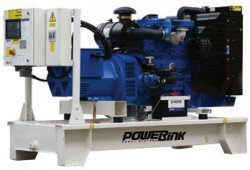 Дизельный генератор PowerLink PP15 с АВР